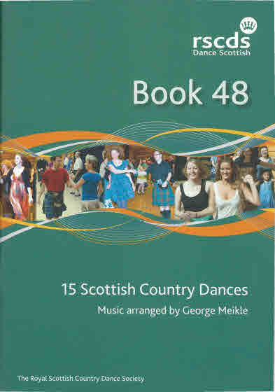 RSCDS Book 48 with Music