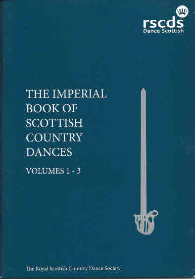 The Imperial Book of Scottish Country Dances Vol. 1-3