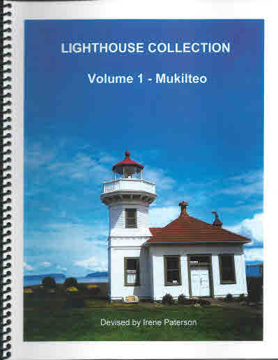 Lighthouse Collection Volume 1: Mukilteo -Reprinted 2020