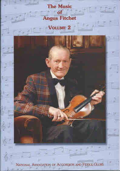 The Music of Angus Fitchet, Volume 2