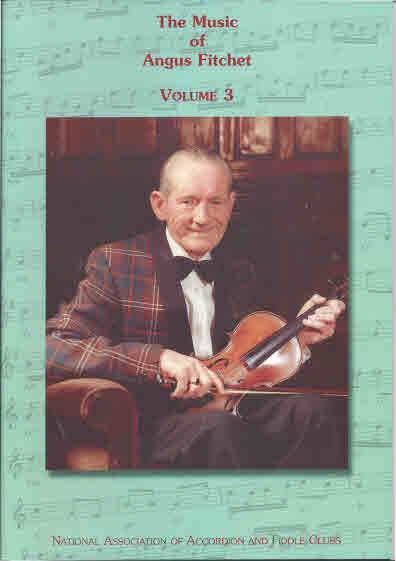 The Music of Angus Fitchet, Volume 3