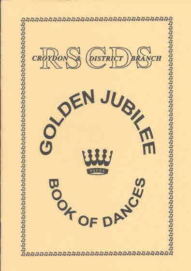 Croyden Golden Jubilee Book of Dances