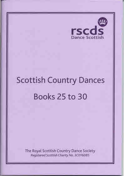 Scottish Country Dances, Books 25 to 30