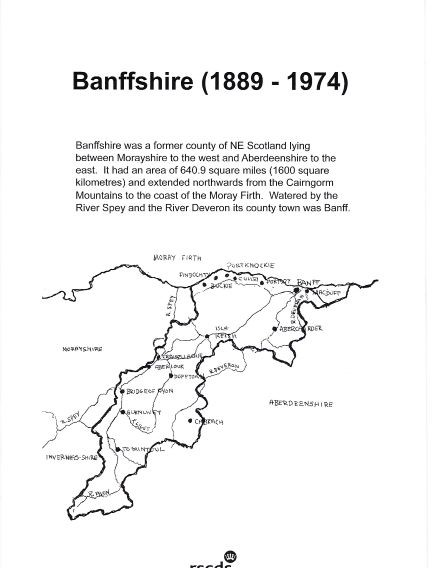 Banffshire Branch 90th Anniversary Pack for Children & Young Peo