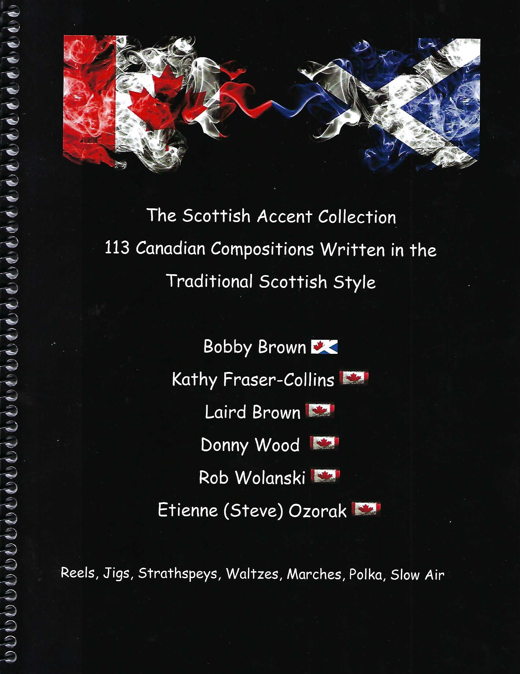 The Scottish Accent Collection